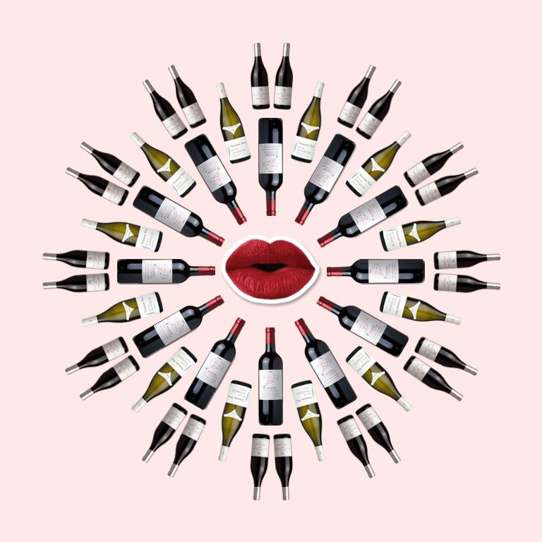 Agence le 6_ Ventealapropriete.com-Rose-Mood Board-Affiche-Illustration-e commerce-Communication-image de marque-Corporate branding-Design graphique Paris