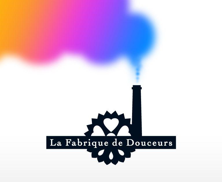La Fabrique de Douceurs-Identite visuelle-image de marque-Charte graphiqe-Creation Agence le 6