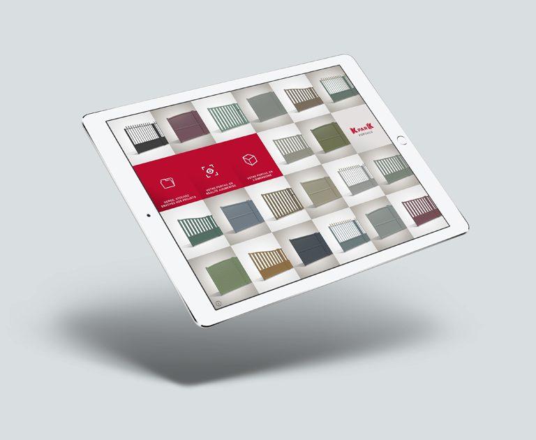 KparK-Scenarisation-Application iPad-Multimedias-Realite augmente-Creation graphique agence le 6 Paris