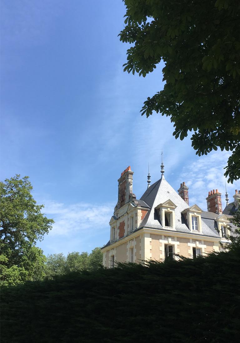 Agence_Le6_Les Sources de Caudalie_Hotellerie_Restauration__Val de Loire_Chateau_Cheverny_Identite visuelle_Design Corporate_Art de vivre_Paris